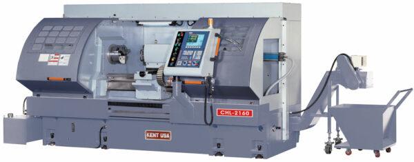 Kent-USA-CHL-2160-CNC-Precision-Lathe-w