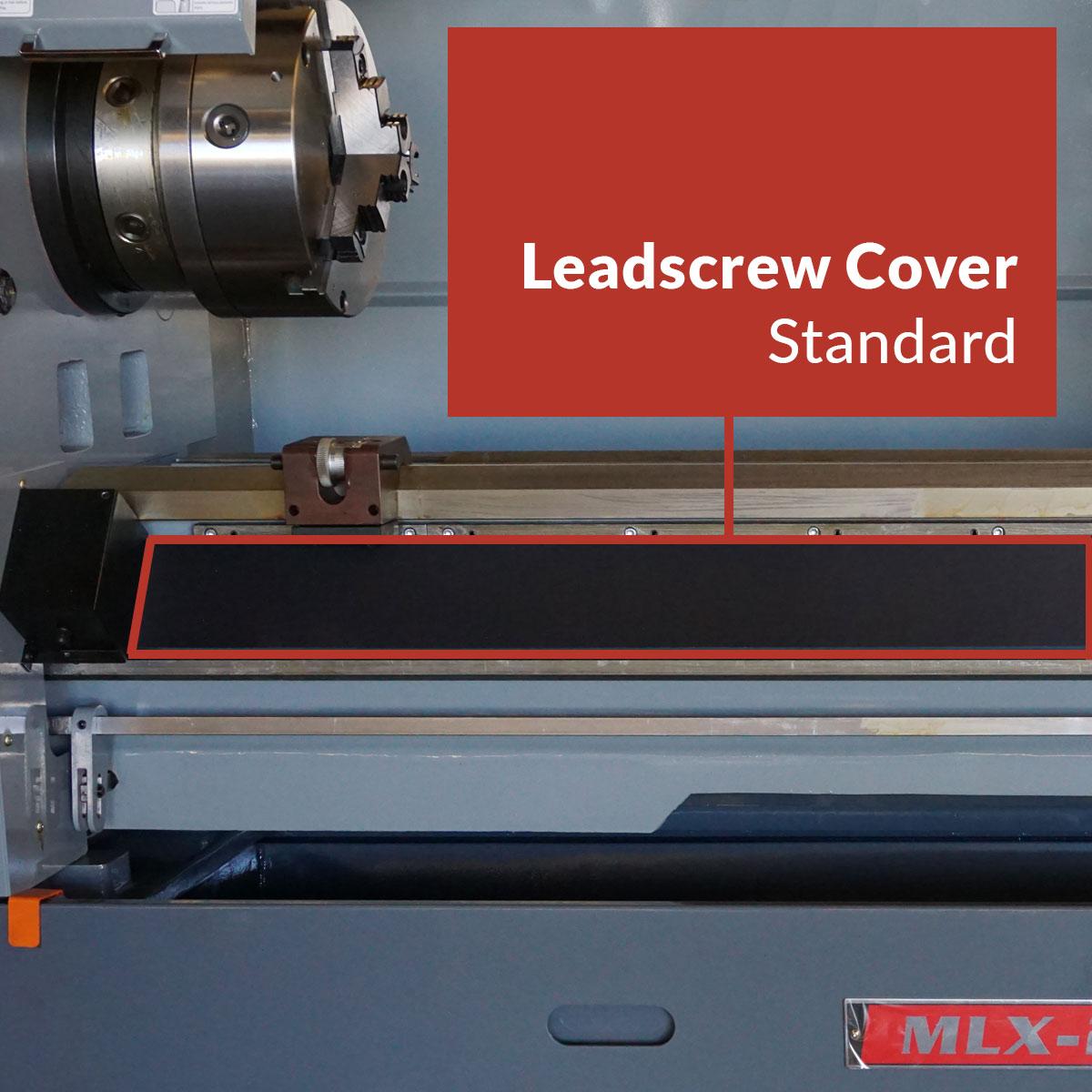 Standard Leadscrew Cover
