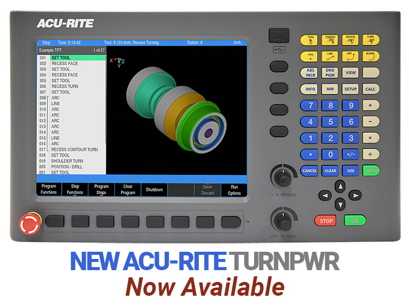 New-Acu-Rite-Turnpwr-CNC-Control-Now-Available