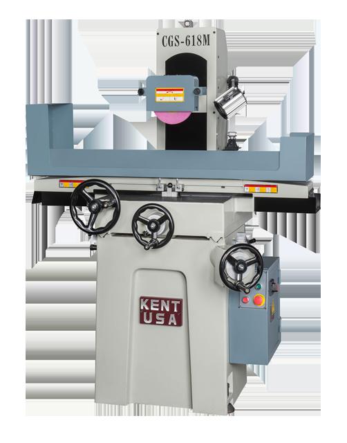 Kent-USA-CGS-618M-Manual-Surface-Grinder