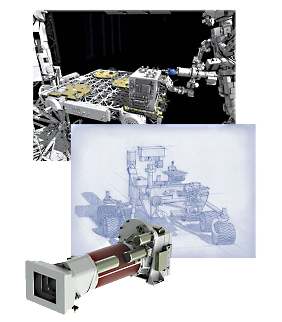 Kent-USA-Mars-Rover