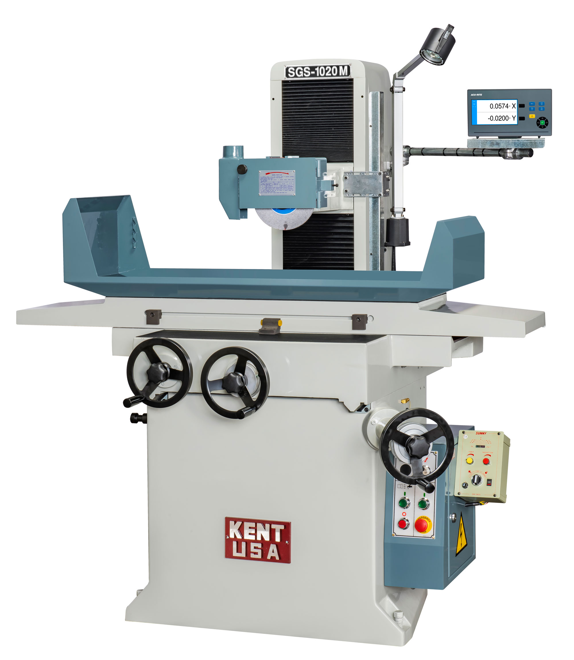 SGS-1020M-DRO100 Surface Grinder with Acu-Rite