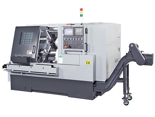 Kent-CNC-KLR-200S-Sub-Spindle-Horizontal-Turning-Center